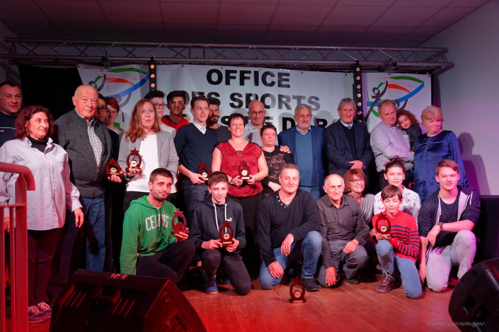 SOIREE DE L'OFFICE DES SPORTS, 01/12/2017. post thumbnail image